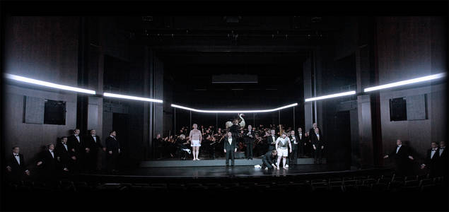 Parsifal, Theater Bremen 2016